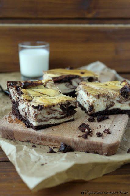 Experimente aus meiner Küche: Brownie-Käsekuchen vom Blech