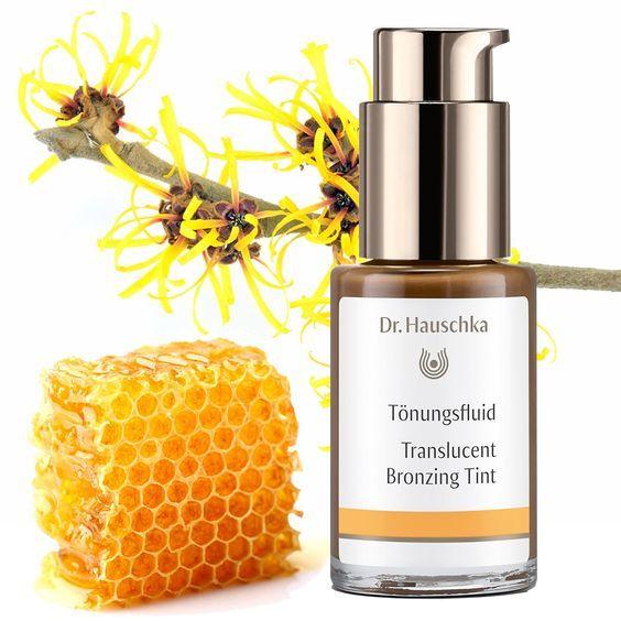 Translucent Bronzing Tint Organic And Natural Skin Care Dr Hauschka Skin Care Bronzing Dr Hauschka Organic Face Cream