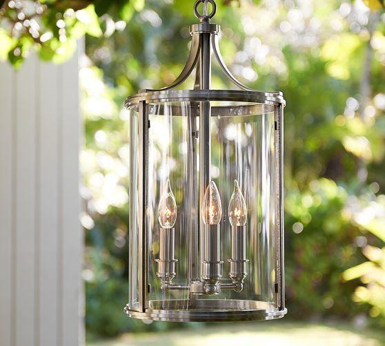 Outdoor Hanging Barn Lights: Belden Indoor/Outdoor Pendant