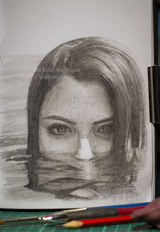 Drawings - Michelle Angelique