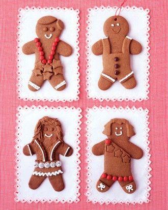 Como fazer Gingerbread Crianças