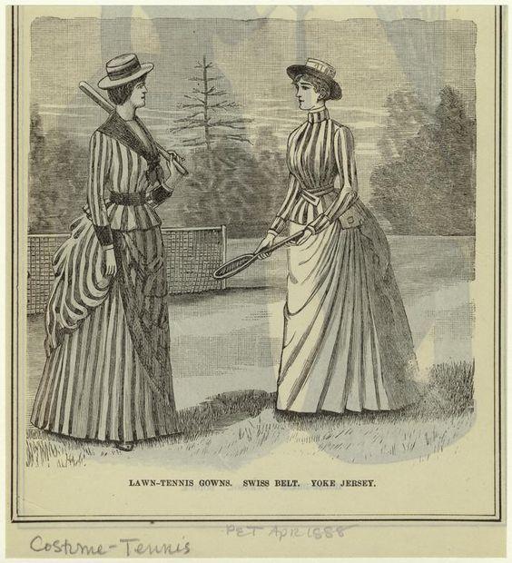 1888- Tennis