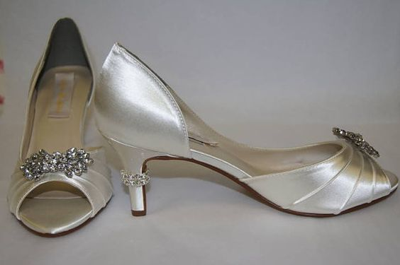 Wedding Shoes  Swarovski Crystals by Parisxox on Etsy, $169.00