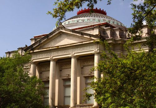The Gibbes Museum of Art, located at 135 Meeting Street in downtown Charleston, is considered by many to be one of the finest art museums in the Southeast. It is home to over 10,000 works of art, most of which focus on Charleston and the American South.