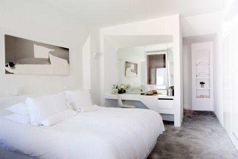 Die besten 25+ Santorini luxus hotels Ideen auf Pinterest Hotels - grandiose und romantische interieur design ideen