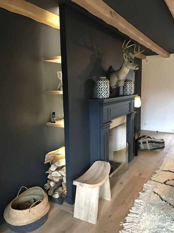 Renovation D Une Longere A Guerande Home Fireplace Furniture Renovation Cheap Home Decor