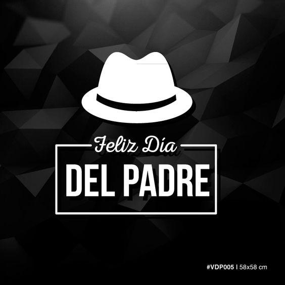 Feliz día del Padre - Sombrero