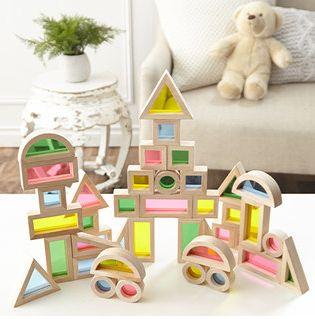 prettiest building blocks