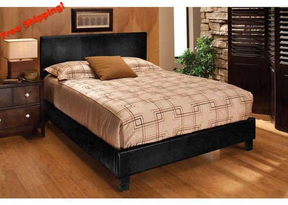1610 Harbortown Bed Set - Queen - w/Rails