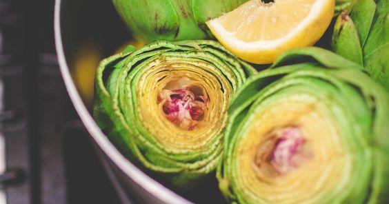 Elige las mejores frutas y verduras para una depuración de 10