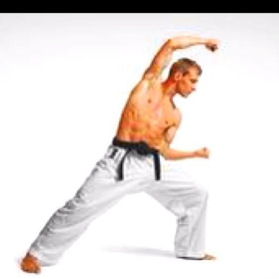 Martial Arts Moves