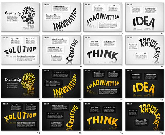 Creative powerpoints google search creative and good looking powerpoint slides pinterest for Cool powerpoint ideas