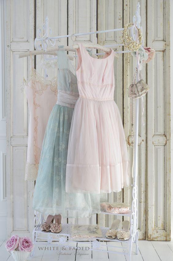 Vintage Prom dresses: