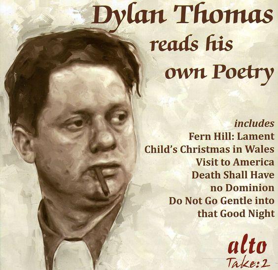 Dylan Thomas - Reading Dylan Thomas