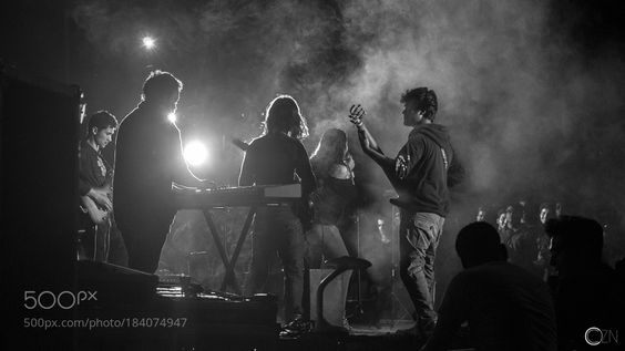 Rock On! by Shrijan-Czn