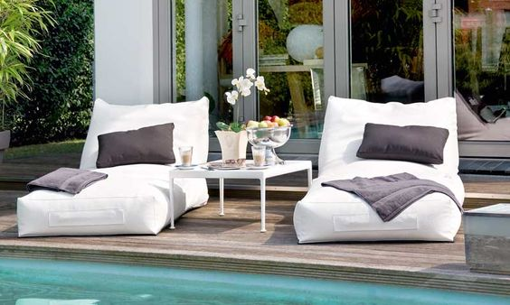 Asientos Outbag Outdoor Lounge Outdoor Floor Cushions Boho