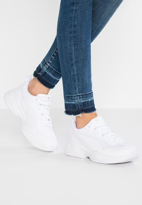 CILIA Baskets basses white @ ZALANDO.FR en 2020
