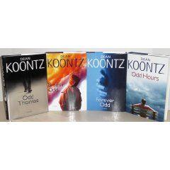 Odd Thomas Series by Dean Koontz