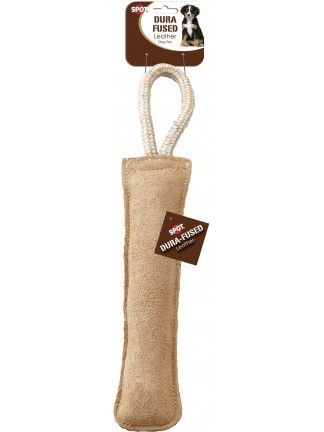 SPOT Dura-Fused Leather & Jute Retriever