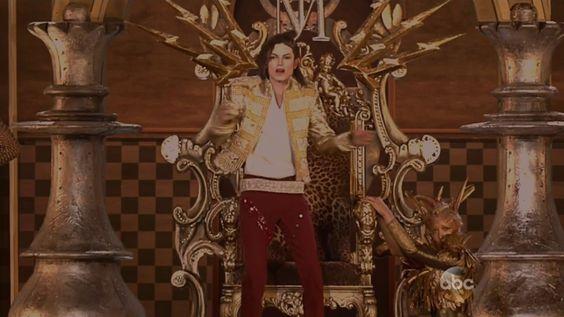 Michael Jackson Hologram @ Billboard Music Awards