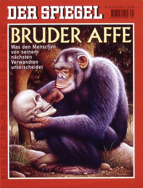 Braldt Bralds: Bruder Affe