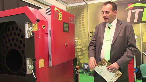 Calderas industriales de biomasa de alta potencia y funcionamiento y lim...
