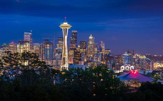 Seattle, WA - Cliff Workman Photography