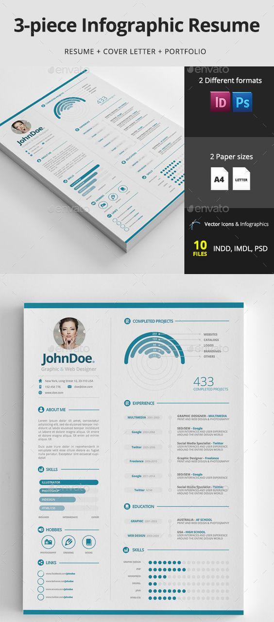 Irsyaduddin Ifwat Resume 2016 on Behance CV Pinterest Resume - infographic resumes