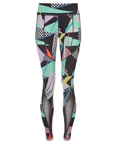 Free Spin Reversible Leggings | leggings | Sweaty Betty