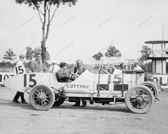 Original vintage old photos reproduced into contemporary prints. All photographs are chemically processed in photo labs and in great condition. Auto Races Benning Md Cutting 1916 Vintage 8x10 Reprint