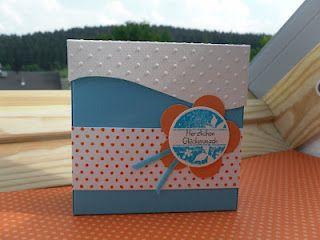 cute card box