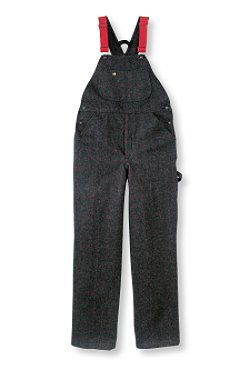 #LLBean: Woodsman's Insulated Overalls