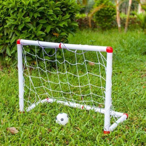 Portable Soccer Gate Football Goal Toys For Children