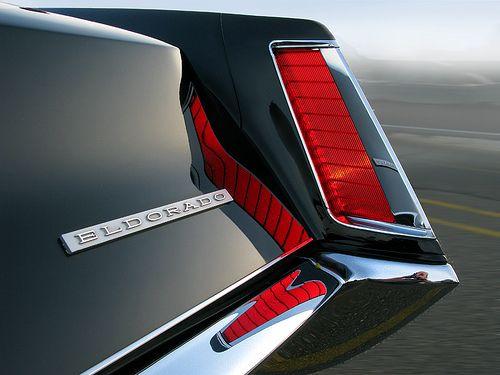 Classic Caddy Tail Light by photoholic1, via Flickr
