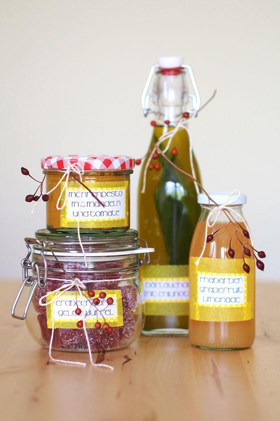 Kulinarisches Rundumpaket - heute: Bärlauchöl