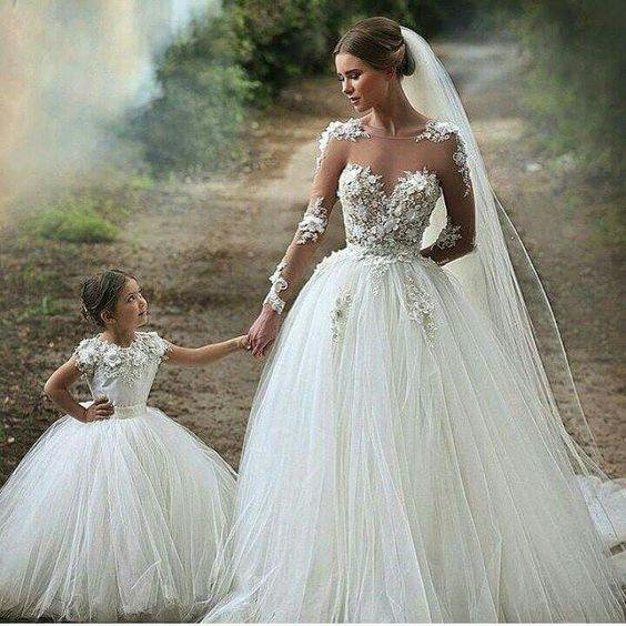 Vestido de noiva princesa: