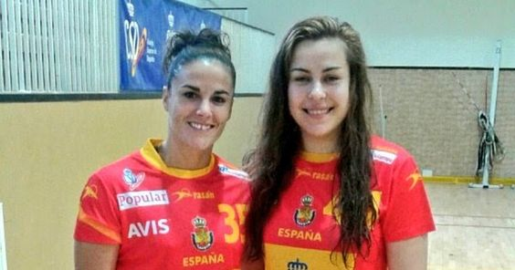 Balonmano   Las zuazotarras Ainhoa Hernández y Naiara Egozkue convocadas por España