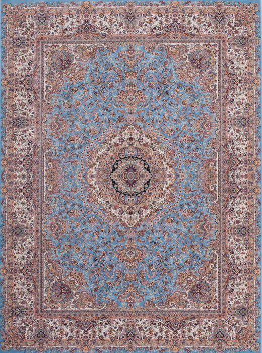 Jordan Madaba Blue Rugs At