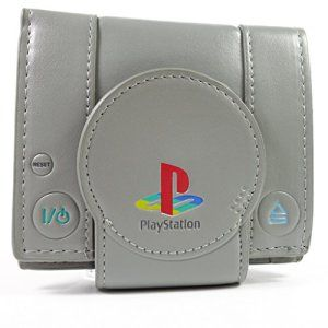 Sony PlayStation One Console gris Portefeuille