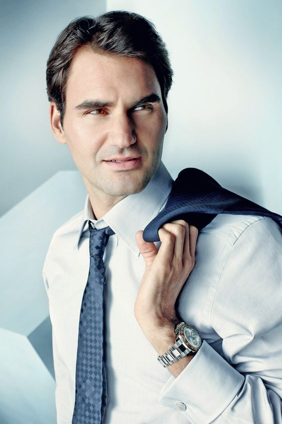 """federerblog: """"""""Roger is probably one of the best players that ever played the game. He's been so great to tennis, because he is such a personality. Everybody loves Roger - the way he plays, the way he..."""