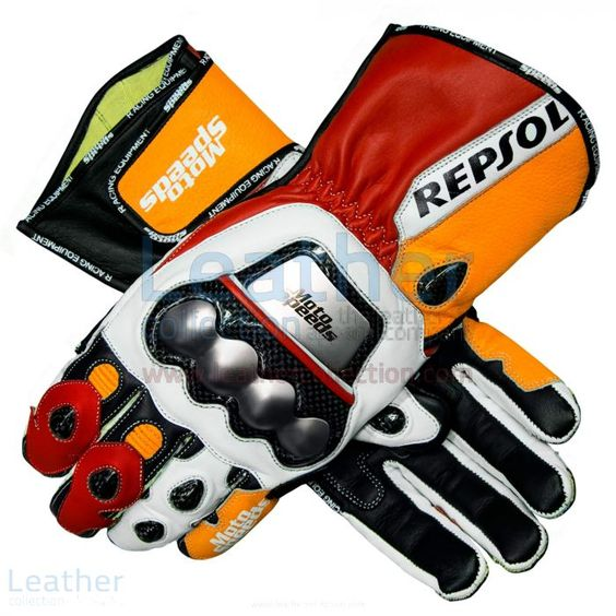 Repsol Motorcycle Gloves Motorcycle Gloves Leather Motorcycle Gloves Gloves