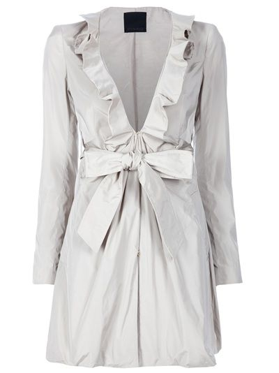 Adorable trench coat!  Why does it have to be so expensive?!