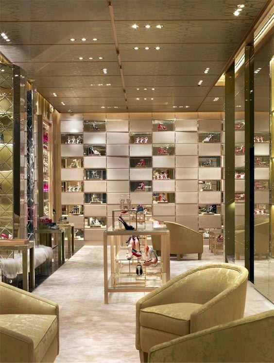 Miu miu london and interiors on pinterest for Retail interior designers in london