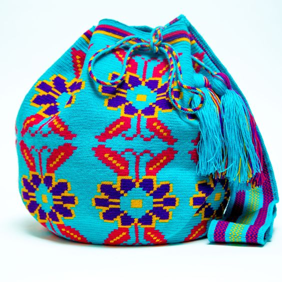 Limited Edition Wayuu Bag: