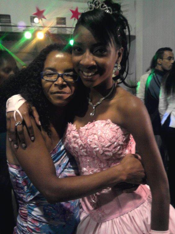 Fatima e Thaís - Niver de 15 anos/2012... Aaaamoooo...