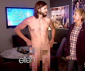 Celebrity nude male jerk off