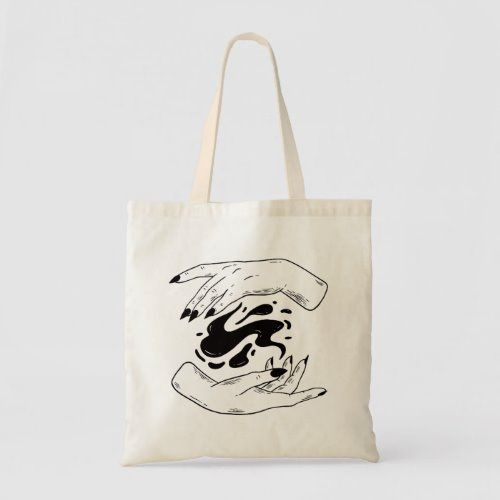 2020 Halloween Tote Ideas WITCH HANDS TOTE BAG DESIGN | Zazzle.in 2020 | Halloween tote