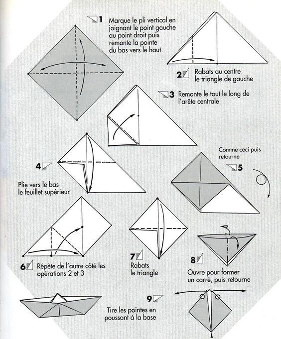 origami and projets on pinterest. Black Bedroom Furniture Sets. Home Design Ideas