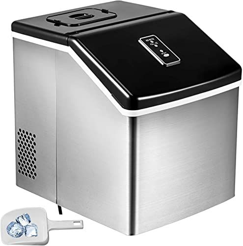 Amazing Offer On Vbenlem 28lbs 24h Portable Clear Ice Maker Auto