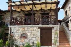 Ferienhaus Psakoudia: Urlaub im Steinhaus Antigoni in Psakoudia Sithonia